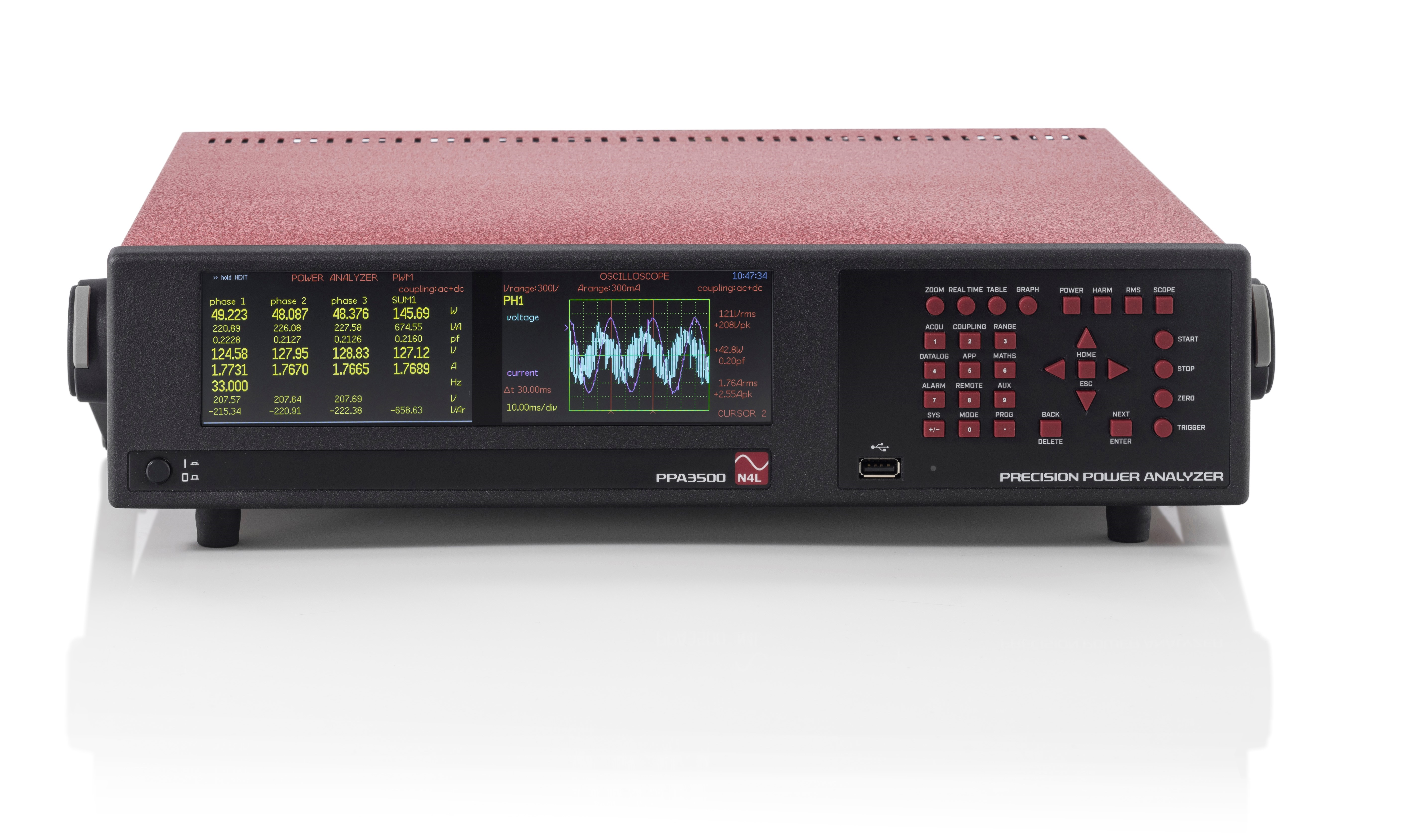 Newtons4th PPA3500 series power analyzers
