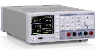 R&S HMC8015 power analyzer