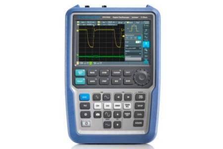 R&S RTH series Handheld Digital Oscilloscope