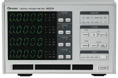 Chroma 66203 and 66204 power analyzers