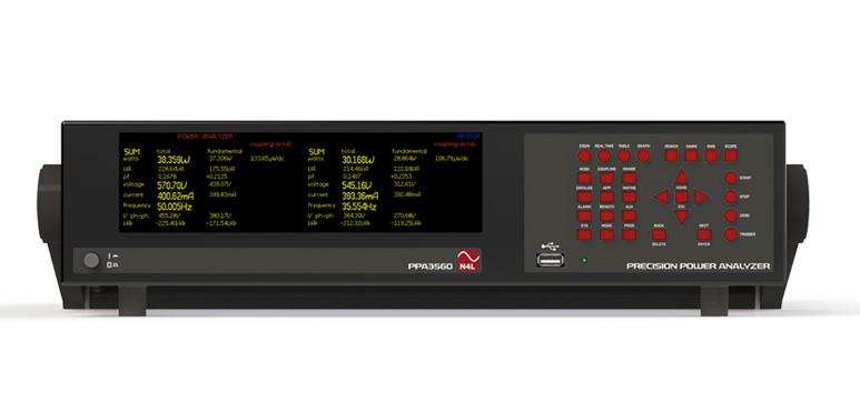 Newtons4th PPA3500 series power analyzer