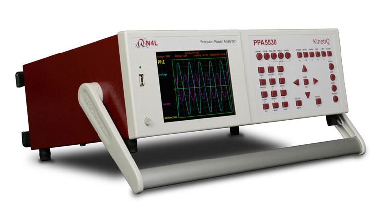 N4L PPA5500 series power analyzer
