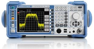 R&S FSL series spectrum analyzer
