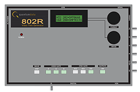 Quantum Data 802R VGA PAL-NTSC DVI HDMI video generator