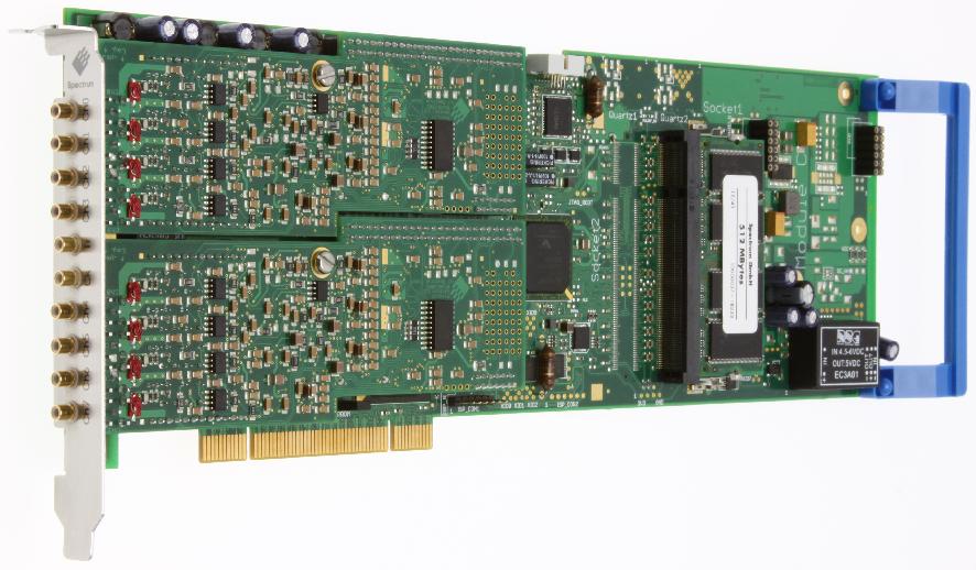 Spectrum M2i.31xx Series digitizer cards