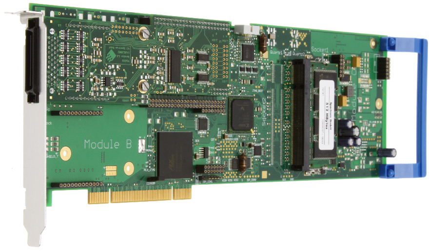 Spectrum M2i.70xx series digital I/O cards