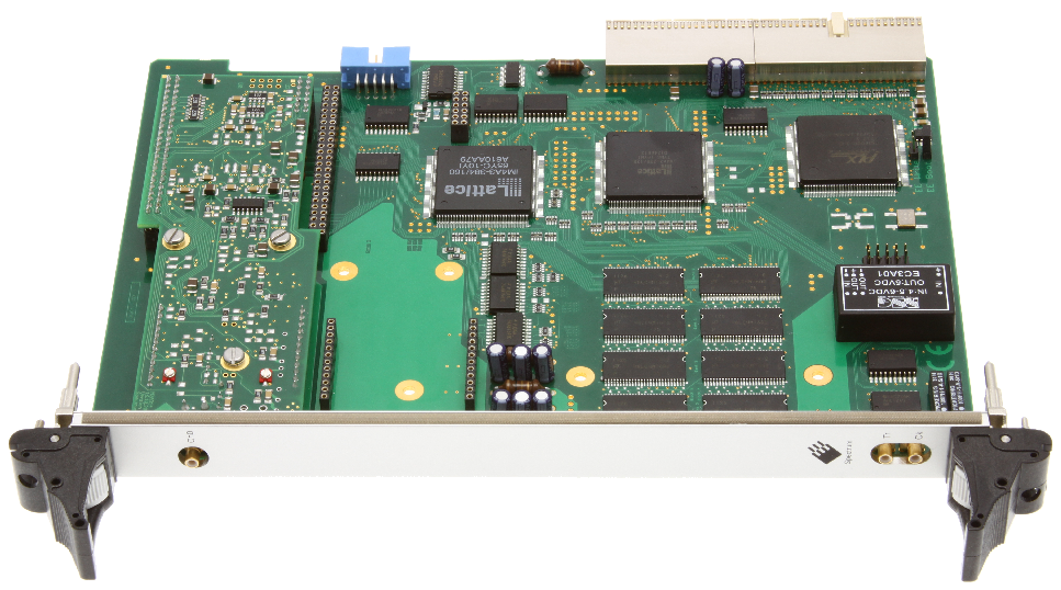 Spectrum MC.40xx Series digitizer cards