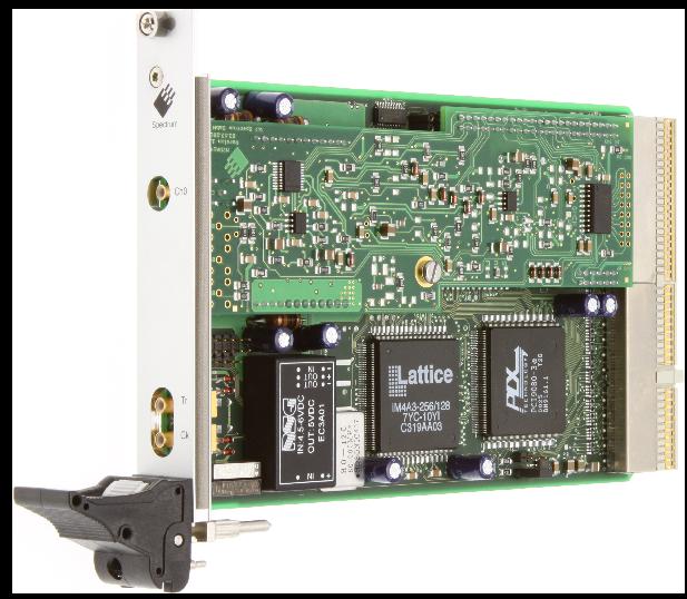 Spectrum MX.60xx Series arbitrary waveform generators