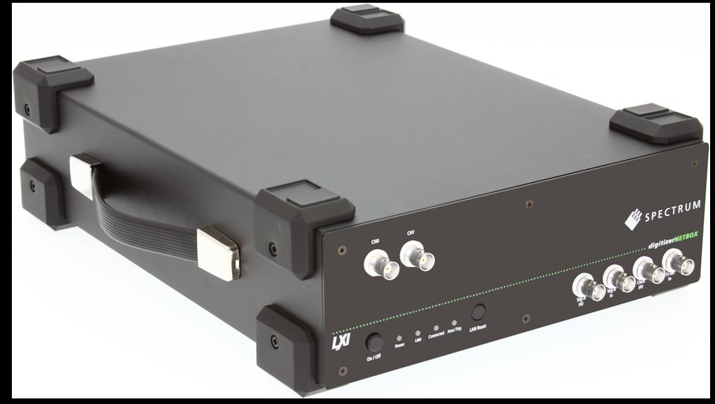 Spectrum DN2.20x Series Netbox digitizers