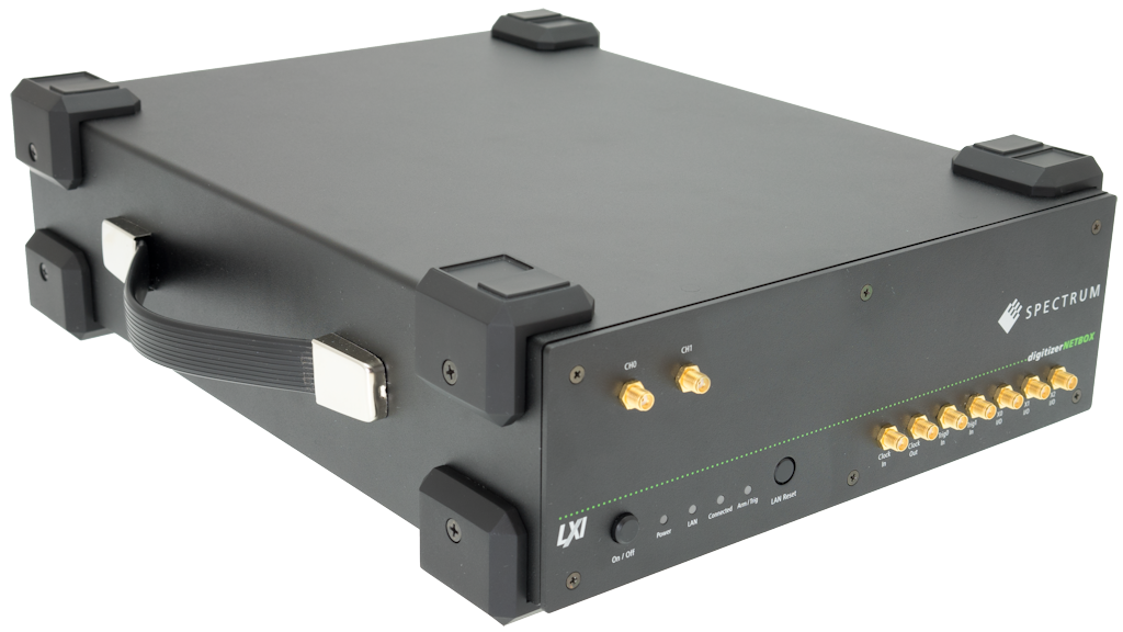 DN2.22x series LXI digitizers from Spectrum