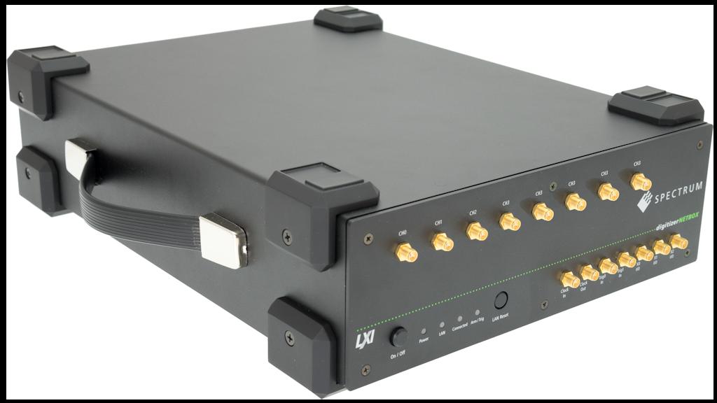 Spectrum DN2.445 Series Netbox digitizers