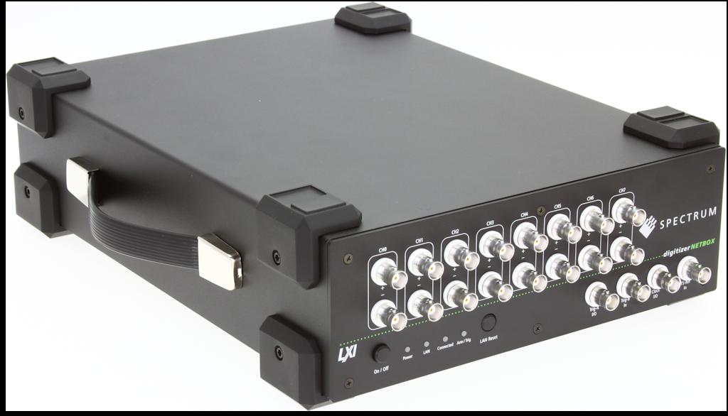 Spectrum DN2.46x Series Netbox digitizers
