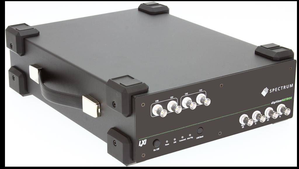 Spectrum DN2.49x Series Netbox digitizers