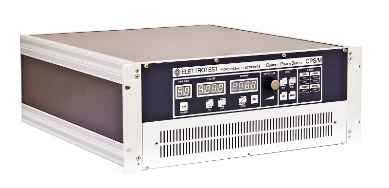 Elettrotest CPS Series single-phase AC power supplies