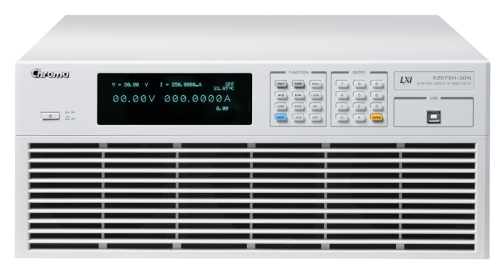 Chroma 62000H series DC power supplies 5KW - 15KW