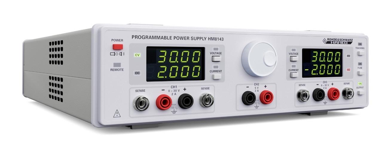 R&S HM8143 arbitrary power supply