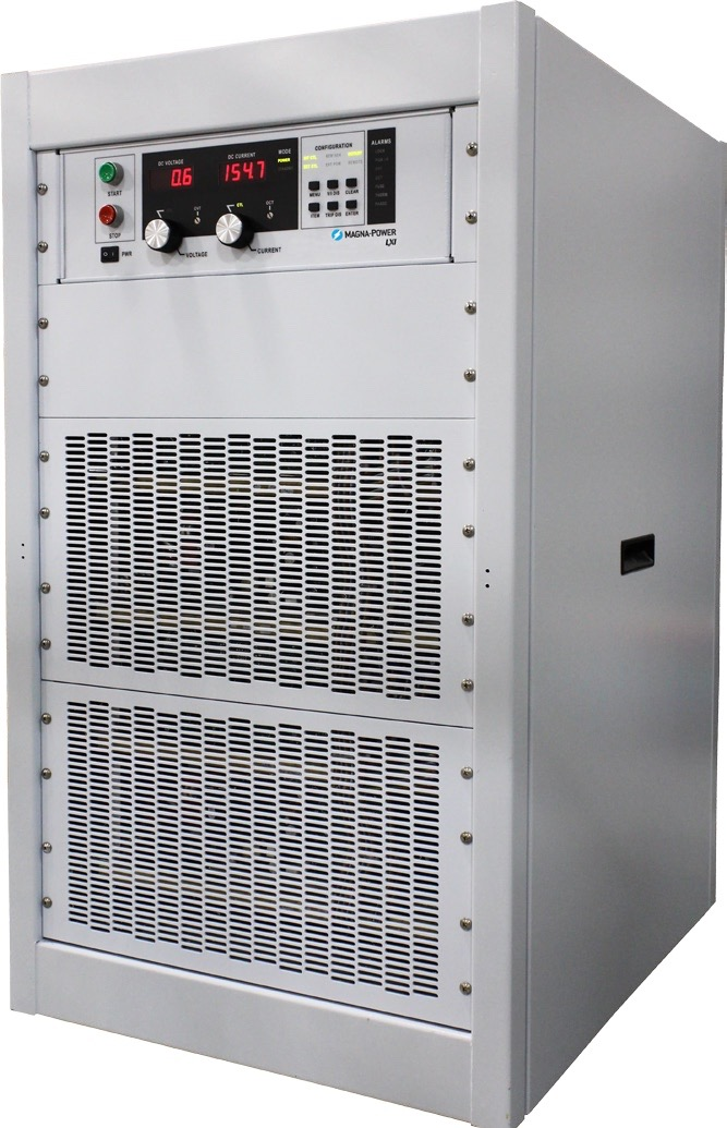 Magna-Power MS series DC power supplies 30 kW - 75 kW