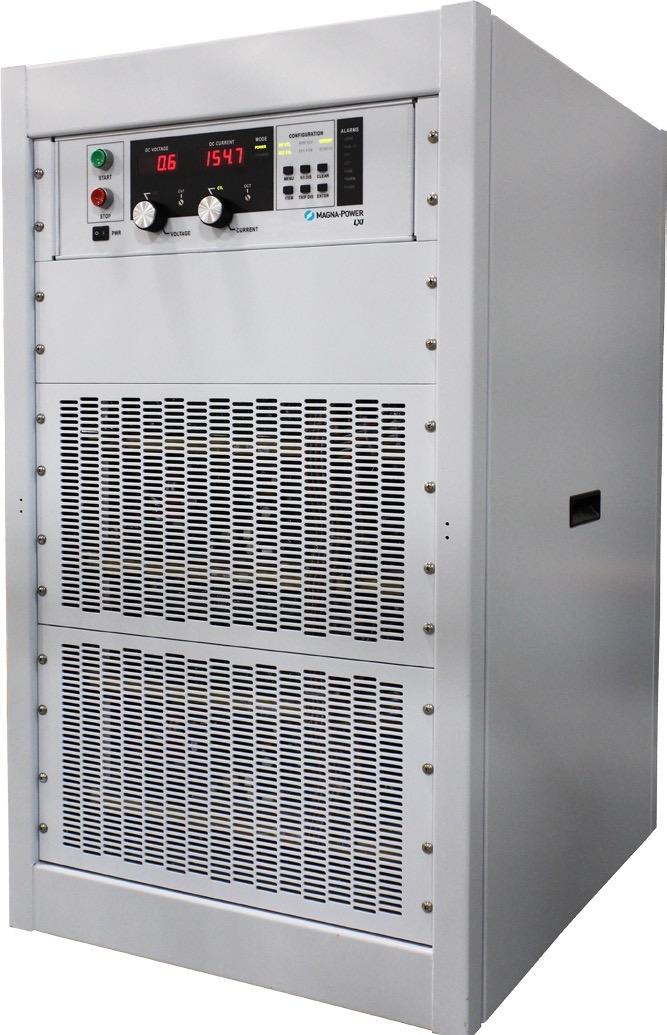 Magna-Power MS series DC power supplies 30 kW - 75 kW
