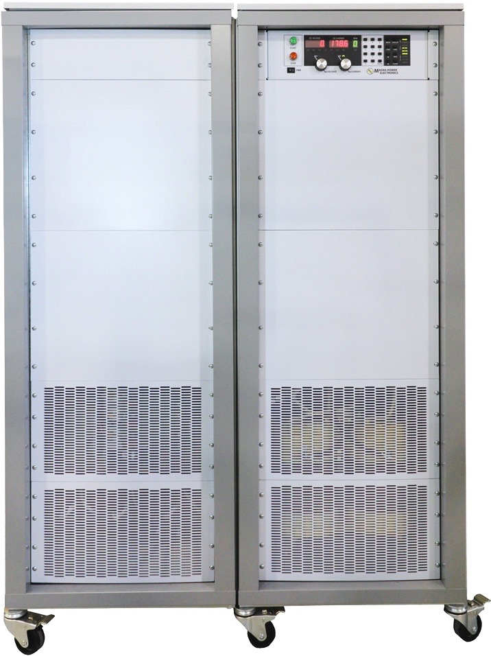 Magna-Power MT series DC power supplies 100 kW - 1000 kW+
