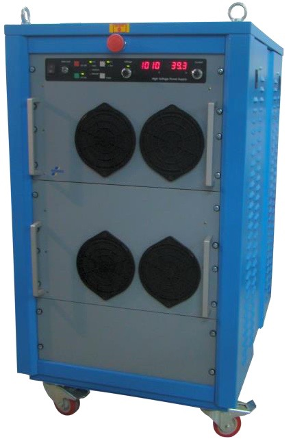 Technix CCR series capacitor chargers 7,5 kJ/s tot 20 kJ/s