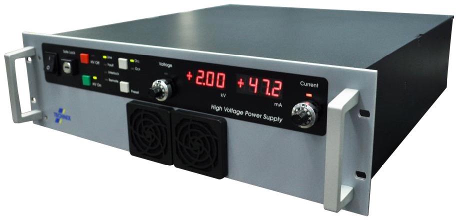 Technix SR series DC  300W – 3 kW high-voltage (HV) power supplies