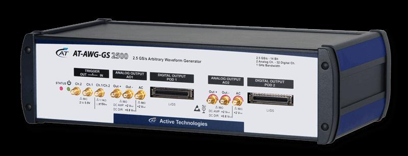 Active Technologies AWG-GS 2500 Waveform generators
