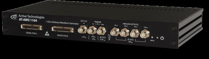 Active Technologies AWG 1102 / 1104 Waveform generators