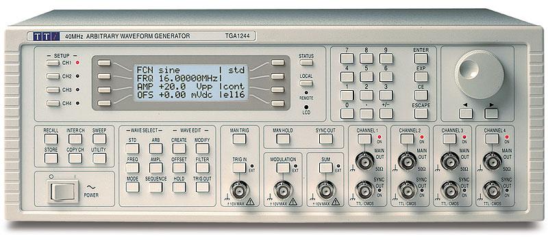 Aim-TTi TGA1200 series function generators