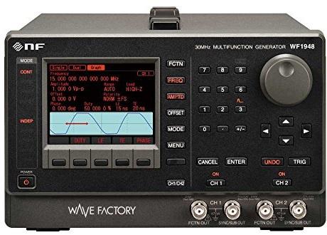 NF WF1947/WF1948 function generators