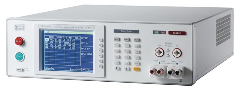Chroma 19032 Electrical Safety Analyzer