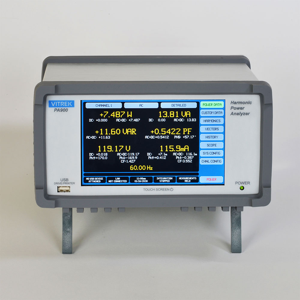 Vitrek PA900 series power analyzer