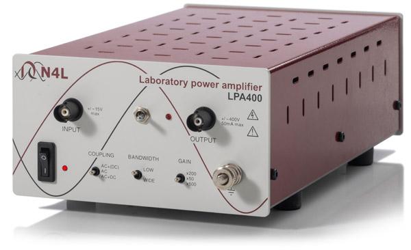 N4L LPA series broadband signal amplifiers