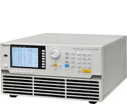 Chroma 61600 series single- and three-phase AC power supplies