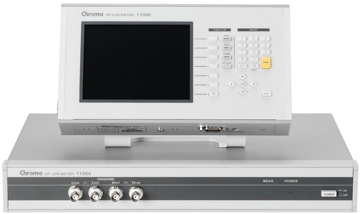 Chroma 11050 series LCR meters