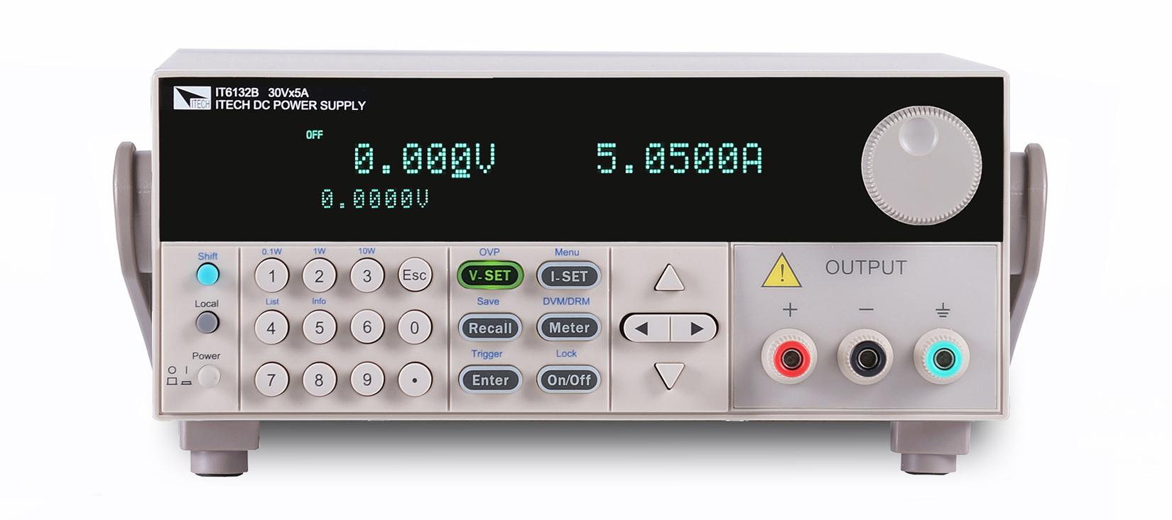 Itech IT6100 Series DC Power Supplies