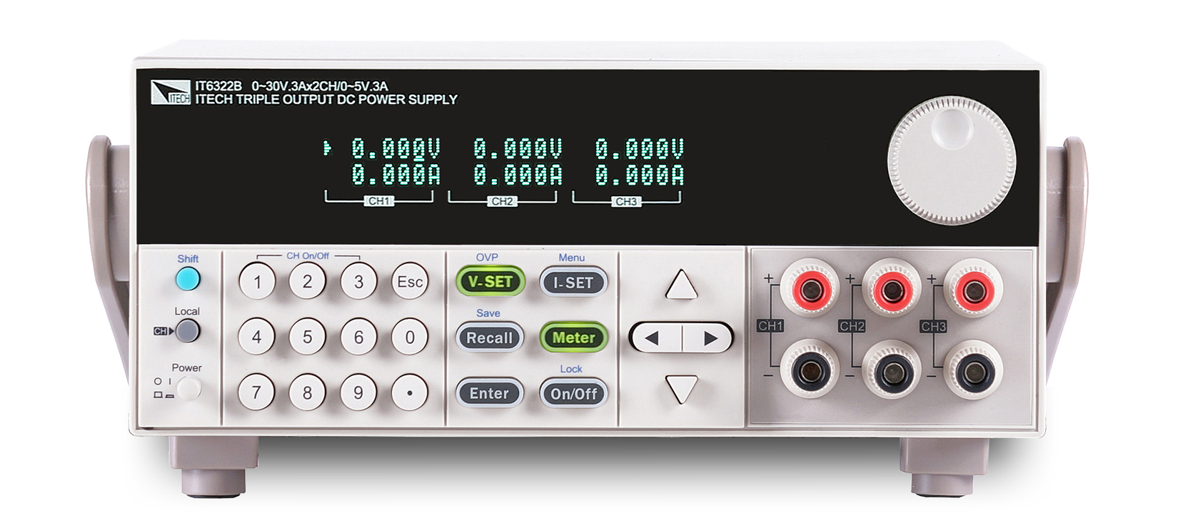 The Itech IT6300 series DC Power Supplies