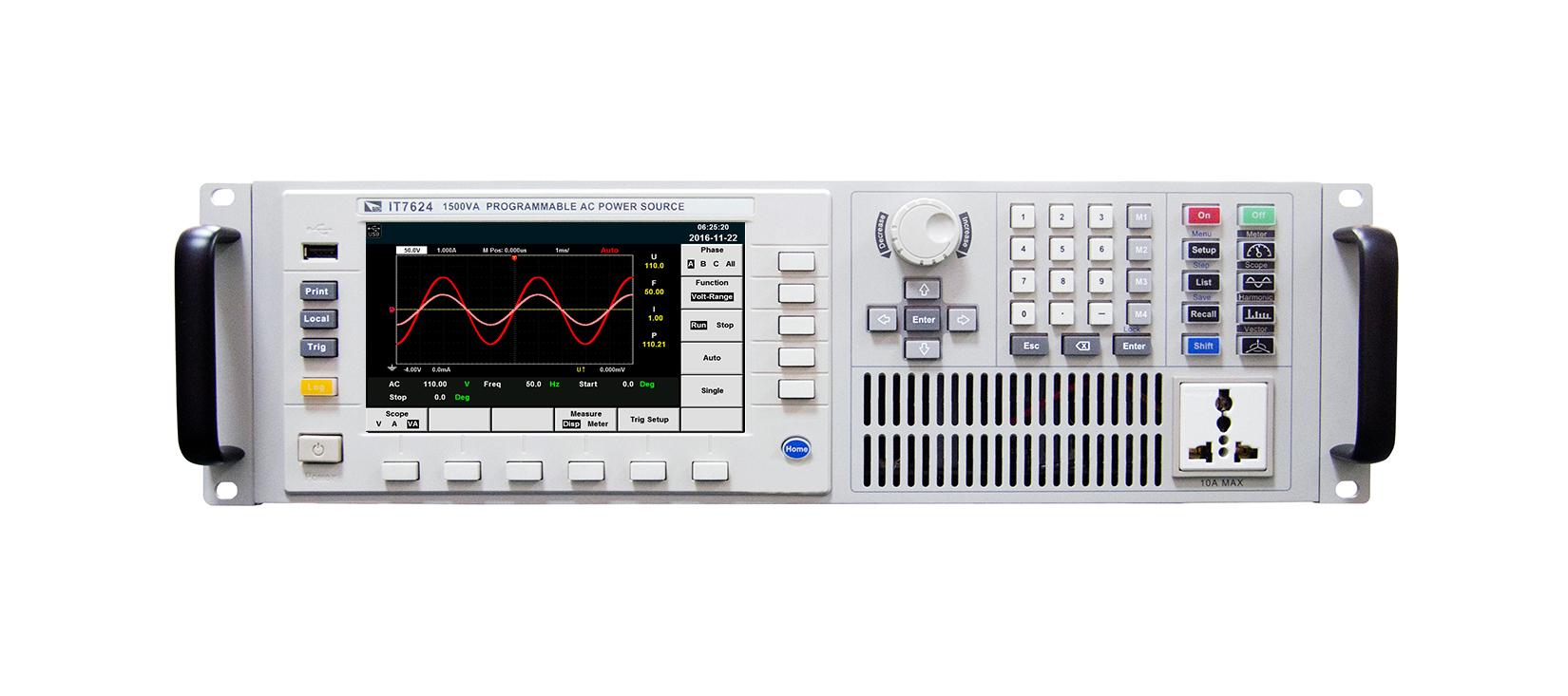 Itech IT7600 series AC power supplies