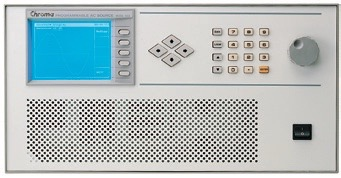 Chroma 6500 series single-phase AC power supplies