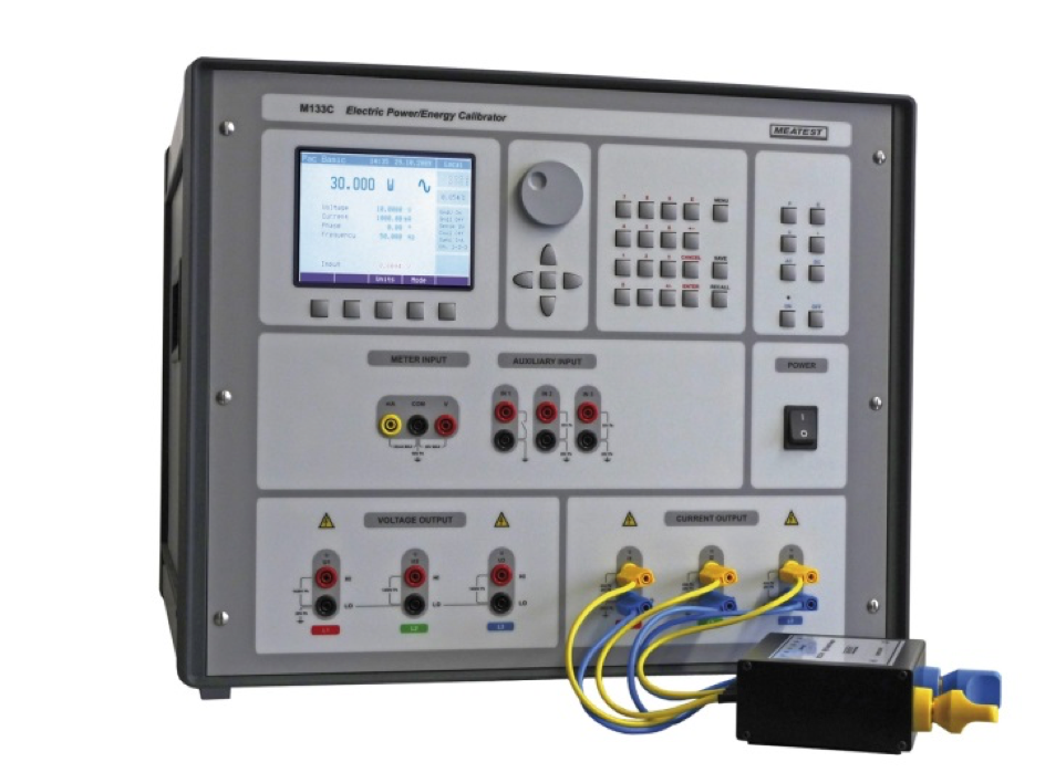 Meatest Model M133c Power/Energy Calibrator
