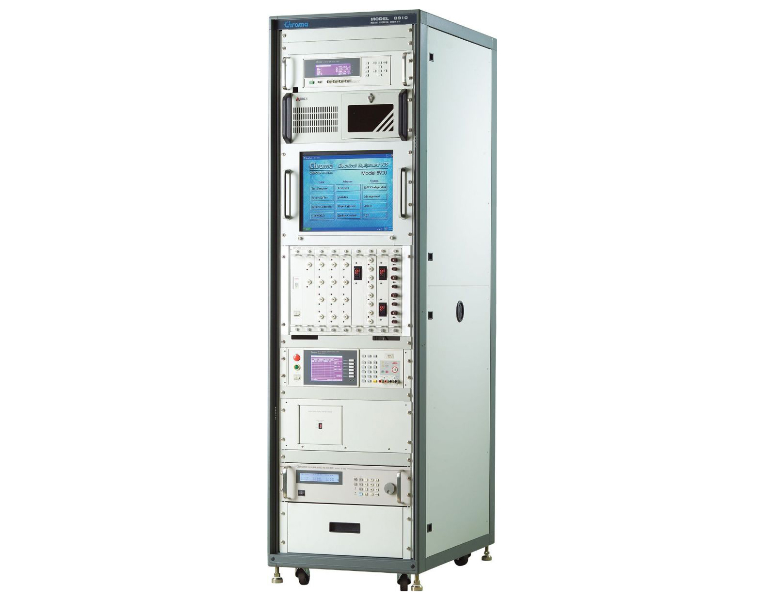 Chroma 8900 Electrical Equipment Automatic Test System