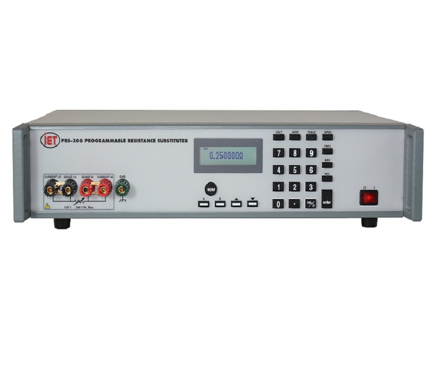 IET PRS-300 Precision Programmable Resistance Decade