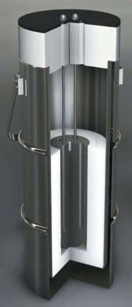 Isotech 461 Simple Liquid Nitrogen Apparatus
