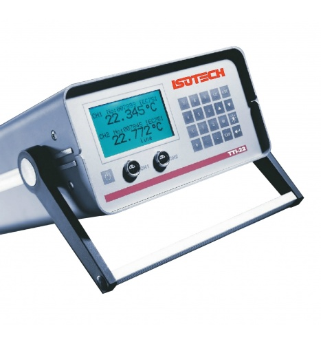 Isotech TTI-22 high-precision thermometer