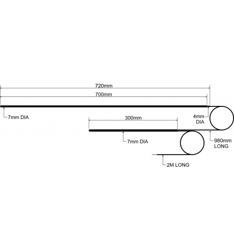 Isotech Thermocouple Standards Platinum/Palladium