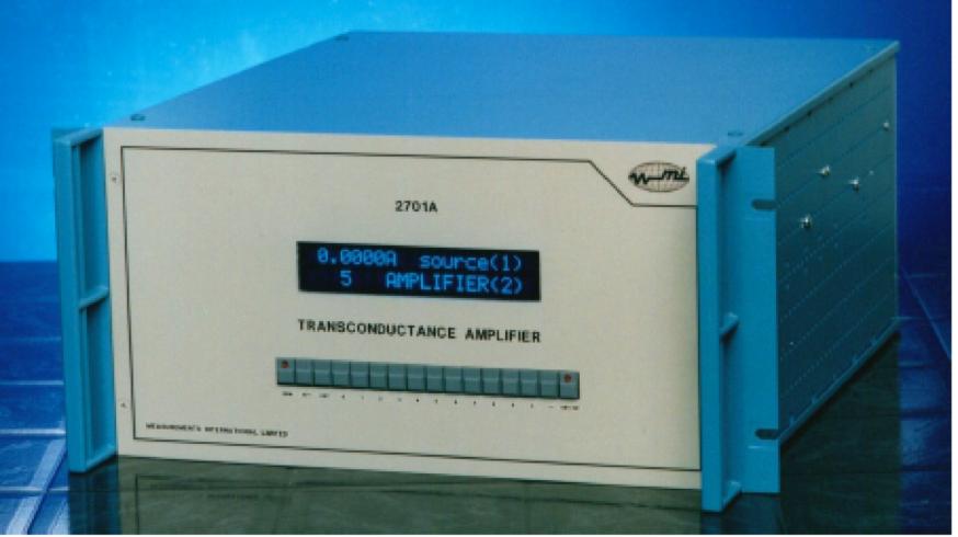 MI 2701A Transconductance Amplifier