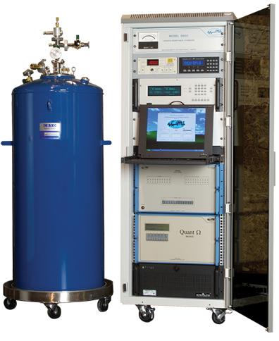 MI 6800A system Quantized Hall Resistance Standard