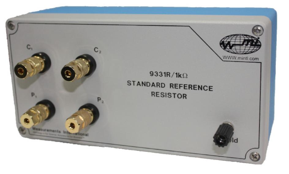 MI 9331R Reference Precision Standard Air Resistors