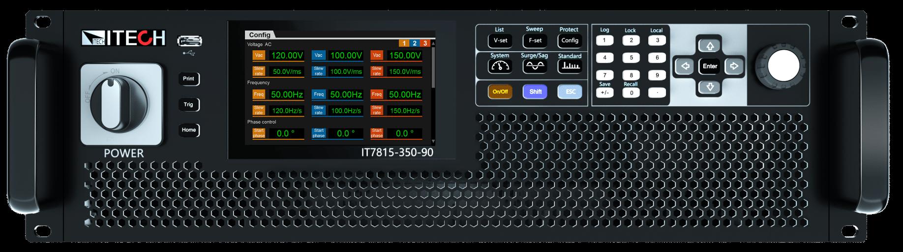 Itech IT7800 high power programmable AC/DC power supplies